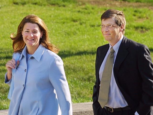 Điều bất ngờ trong lễ cưới của những người nổi tiếng, giàu có nhất thế giới như Bill Gates, Warren Buffett, Beyonce... - Ảnh 1.