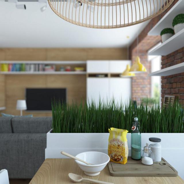 Thiết kế nội thất chất lừ của ngôi nhà ống 65m2 cho các gia đình trẻ - Ảnh 11.