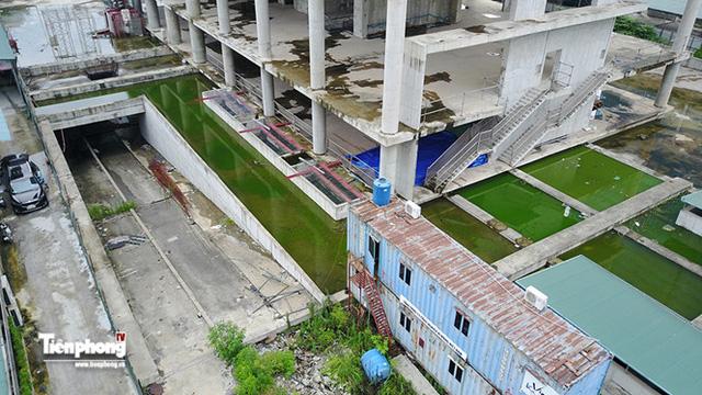 Tháp nghìn tỷ bỏ hoang trên đường vành đai 3 Hà Nội - Ảnh 11.
