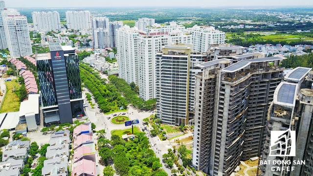 Diện mạo BĐS khu Nam Sài Gòn nhìn từ trên cao đang thay đổi chóng mặt  - Ảnh 11.