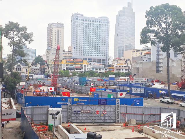 Những hình ảnh lý do vì sao giá nhà trung tâm tâm Sài Gòn tăng chóng mặt - Ảnh 11.