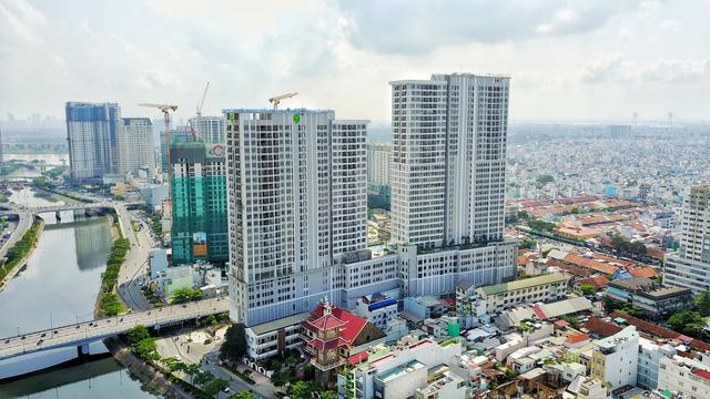 Bến Vân Đồn nhìn từ trên cao, hàng loạt chung cư cao cấp làm thay đổi diện mạo cung đường đắt giá bậc nhất Sài Gòn - Ảnh 11.