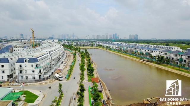 Hàng loạt dự án đẳng cấp của Novaland ở khắp Sài Gòn đang xây đến đâu? - Ảnh 11.