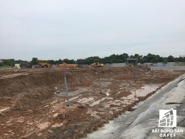 Cận cảnh tiến độ những dự án chung cư có giá khoảng 1 tỷ đồng ở khu vực Đông Anh  - Ảnh 11.