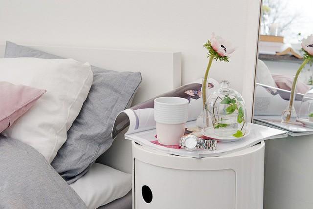 Phong cách thiết kế nội thất Bắc Âu (Scandinavia) ấn tượng trong căn hộ hơn 40m2  - Ảnh 11.