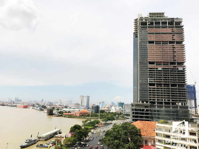Những hình ảnh lý do vì sao giá nhà trung tâm tâm Sài Gòn tăng chóng mặt - Ảnh 12.