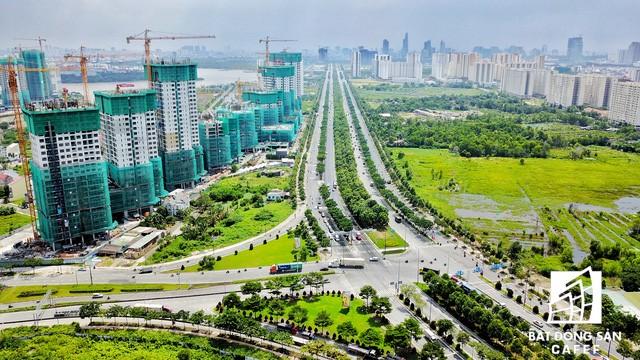 Cận cảnh loạt dự án tâm điểm dọc trục đường chính dẫn vào khu đô thị Cát Lái - Ảnh 12.