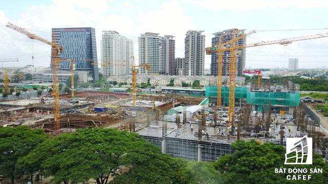 Hàng loạt dự án đẳng cấp của Novaland ở khắp Sài Gòn đang xây đến đâu? - Ảnh 12.