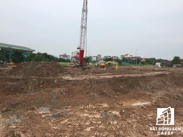 Cận cảnh tiến độ những dự án chung cư có giá khoảng 1 tỷ đồng ở khu vực Đông Anh  - Ảnh 12.