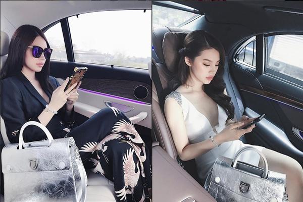 Cuộc sống ngập trong đồ hiệu, du lịch xa xỉ của Jolie Nguyễn - nàng hoa hậu trong hội con nhà giàu - Ảnh 13.