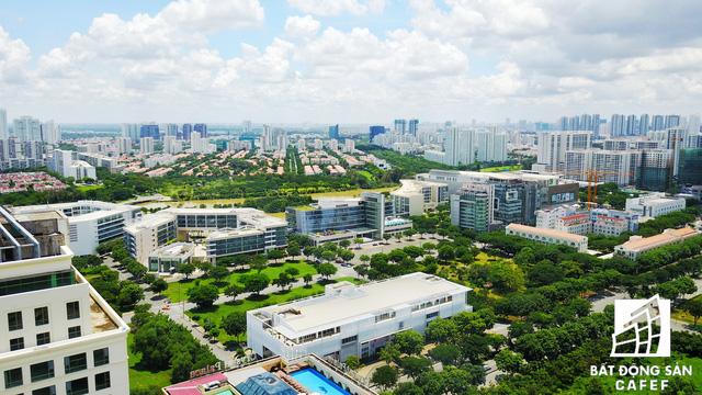Diện mạo BĐS khu Nam Sài Gòn nhìn từ trên cao đang thay đổi chóng mặt  - Ảnh 13.