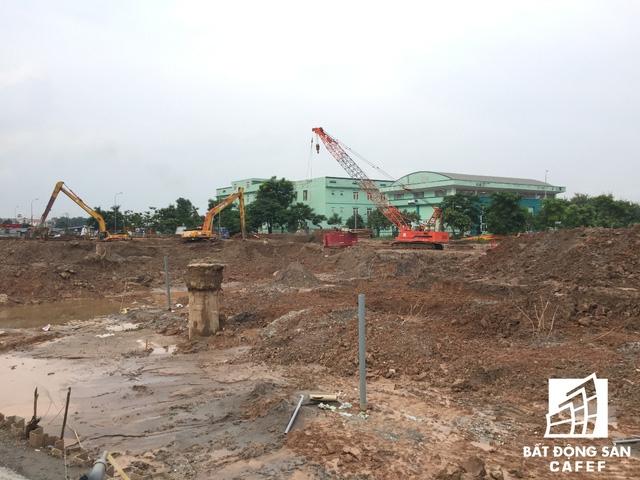 Cận cảnh tiến độ những dự án chung cư có giá khoảng 1 tỷ đồng ở khu vực Đông Anh  - Ảnh 13.