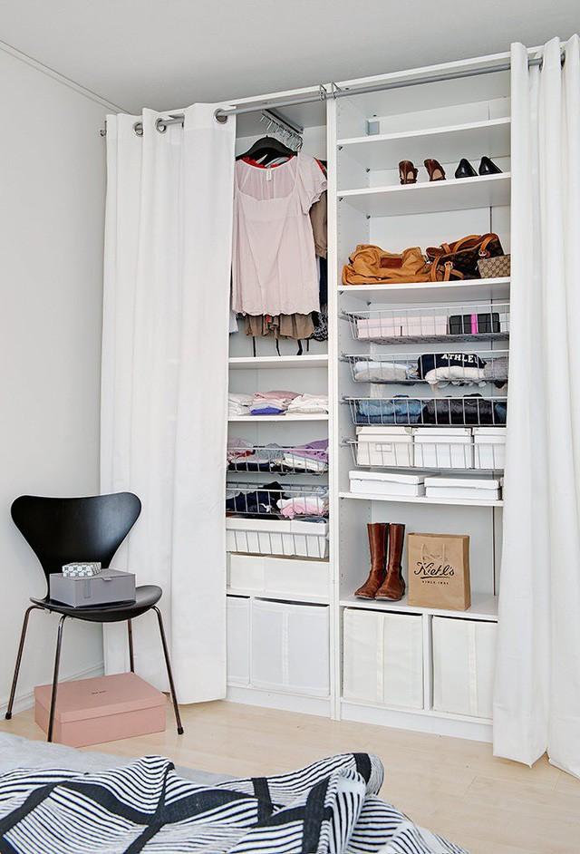 Phong cách thiết kế nội thất Bắc Âu (Scandinavia) ấn tượng trong căn hộ hơn 40m2  - Ảnh 13.