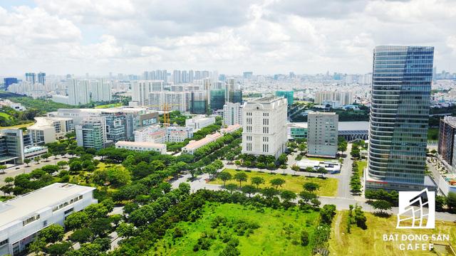 Diện mạo BĐS khu Nam Sài Gòn nhìn từ trên cao đang thay đổi chóng mặt  - Ảnh 14.