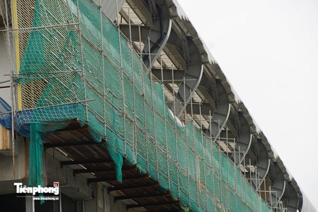 Hình ảnh dự án đường sắt Cát Linh - Hà Đông trước ngày chạy thử - Ảnh 14.