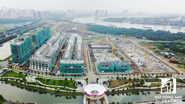 Toàn cảnh Đảo Kim Cương: Nơi hàng loạt dự án BĐS tăng giá theo cây cầu 500 tỷ đồng - Ảnh 14.