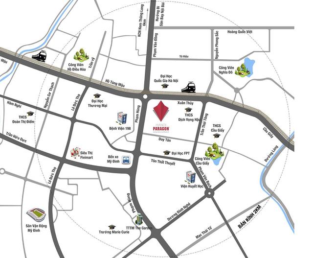 Soi tiến độ loạt dự án chung cư đang được quan tâm dọc vành đai 3 Hà Nội - Ảnh 14.