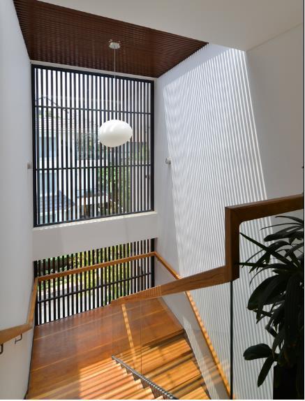 Biệt thự 3 tầng thiết kế độc ở TP. HCM xuất hiện ấn tượng trên báo Mỹ  - Ảnh 15.