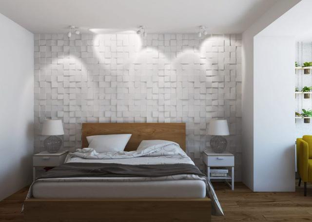 Thiết kế nội thất chất lừ của ngôi nhà ống 65m2 cho các gia đình trẻ - Ảnh 15.