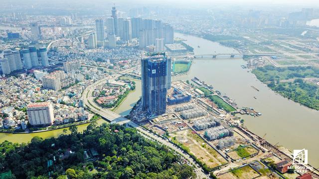 Dự án bất động sản cao cấp lớn thứ 2 của Vingroup tại Sài Gòn đang xây đến đâu? - Ảnh 15.