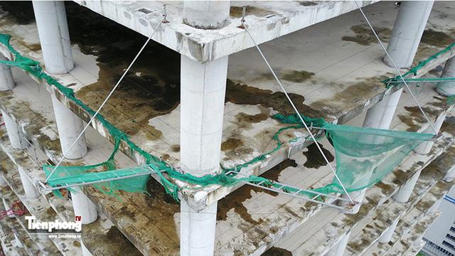 Tháp nghìn tỷ bỏ hoang trên đường vành đai 3 Hà Nội - Ảnh 16.