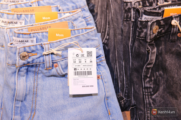 Pull&Bear Việt Nam: Giá rẻ hơn Thái Lan, áo phông giá từ 149.000 đồng, quần jeans từ 699.000 đồng - Ảnh 16.
