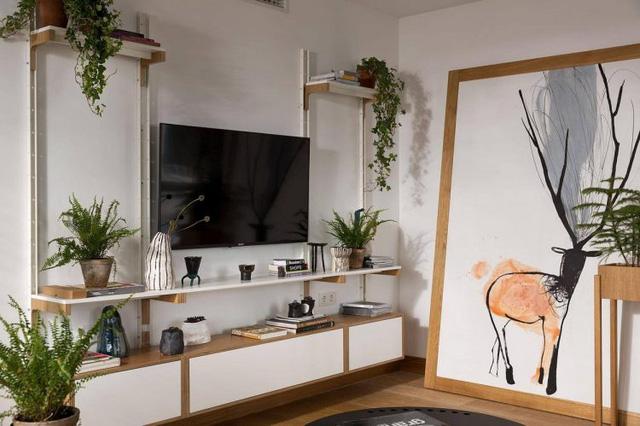 Căn hộ đẹp như mơ với cây xanh và nội thất gỗ - Ảnh 16.