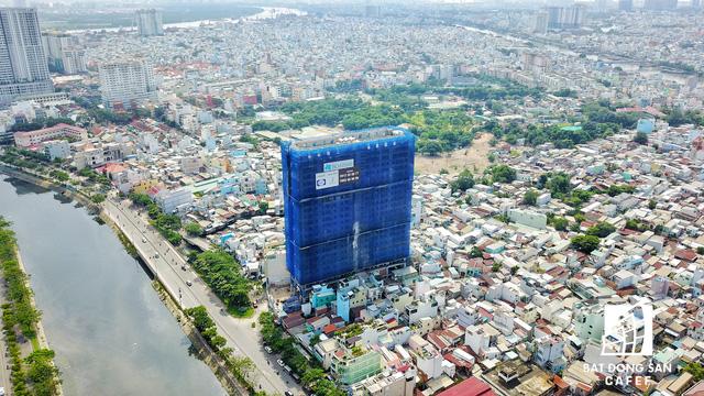 Bến Vân Đồn nhìn từ trên cao, hàng loạt chung cư cao cấp làm thay đổi diện mạo cung đường đắt giá bậc nhất Sài Gòn - Ảnh 16.