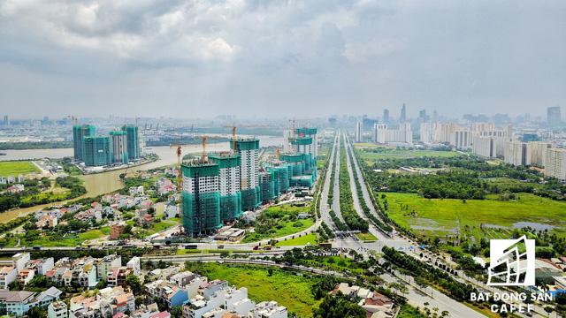 Hàng loạt dự án đẳng cấp của Novaland ở khắp Sài Gòn đang xây đến đâu? - Ảnh 16.