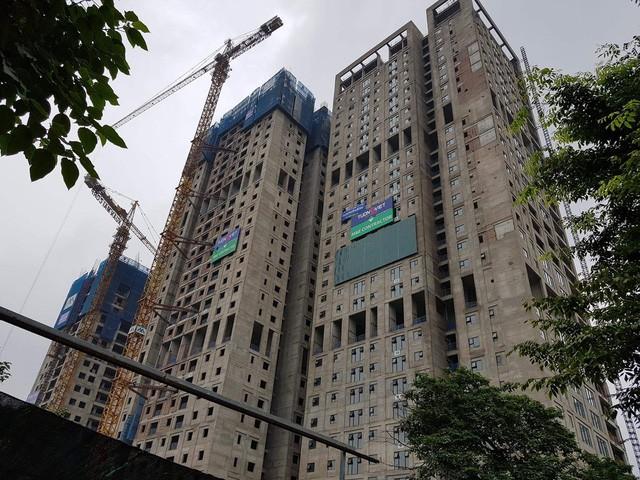 Soi tiến độ loạt dự án chung cư đang được quan tâm dọc vành đai 3 Hà Nội - Ảnh 16.