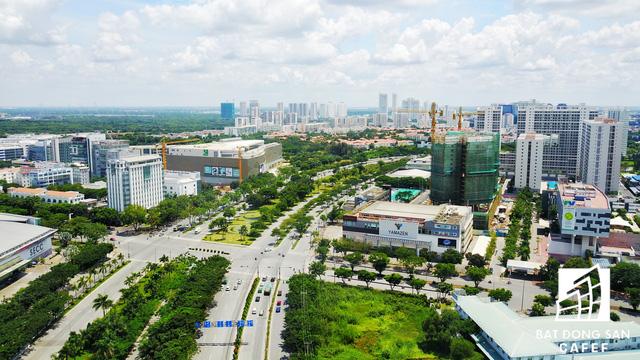 Diện mạo BĐS khu Nam Sài Gòn nhìn từ trên cao đang thay đổi chóng mặt  - Ảnh 17.