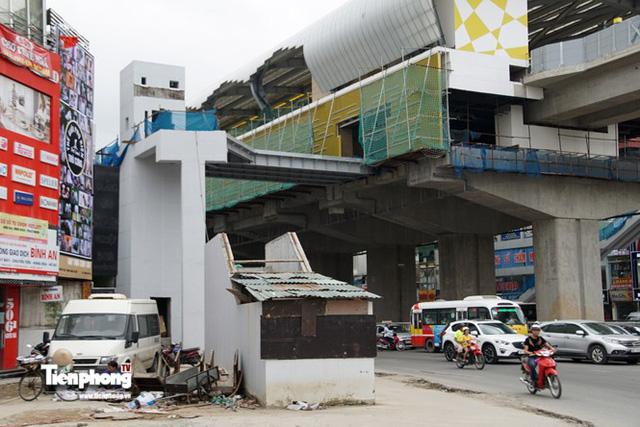 Hình ảnh dự án đường sắt Cát Linh - Hà Đông trước ngày chạy thử - Ảnh 17.