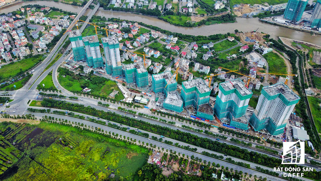 Hàng loạt dự án đẳng cấp của Novaland ở khắp Sài Gòn đang xây đến đâu? - Ảnh 17.