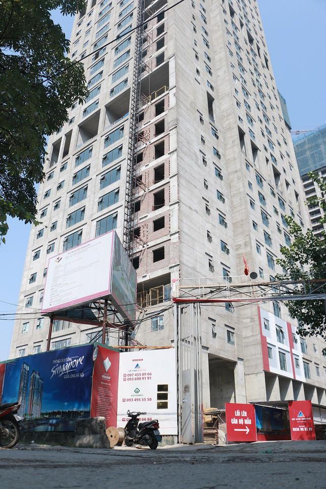 Soi tiến độ loạt dự án chung cư đang được quan tâm dọc vành đai 3 Hà Nội - Ảnh 17.