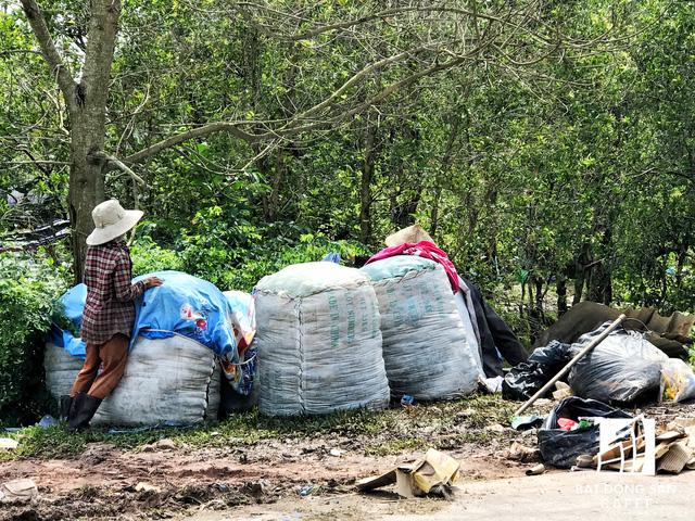 Nhiều dự án khu nghỉ dưỡng tại Phú Quốc lãnh đủ vì các núi rác  - Ảnh 18.