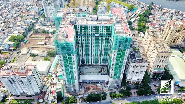 Bến Vân Đồn nhìn từ trên cao, hàng loạt chung cư cao cấp làm thay đổi diện mạo cung đường đắt giá bậc nhất Sài Gòn - Ảnh 19.