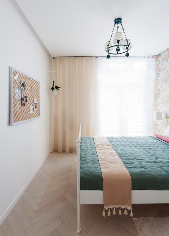 Dù độc thân nhưng cô nàng này vẫn sống sang chảnh trong căn hộ 43m2  - Ảnh 20.