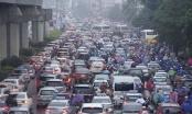 Trời cứ mưa là đường tắc: CSGT Hà Nội nói gì? - Ảnh 3.