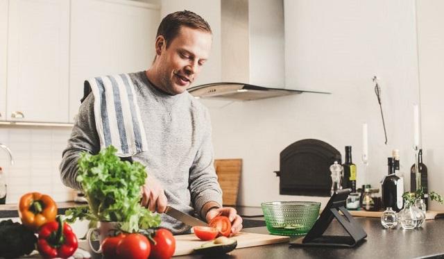 Nấu những bữa ăn có lợi cho sức khỏe