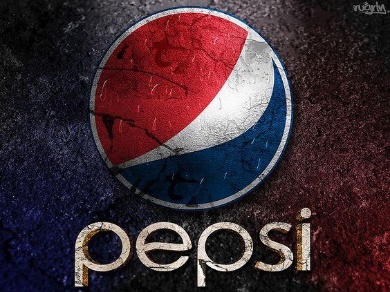 và hình ảnh dùng để quảng cáo của Pepsi