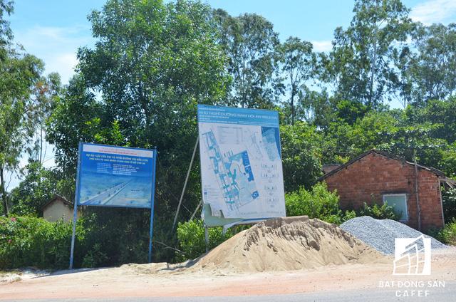 Đột nhập vùng đất khô cằn Nam Hội An - Nơi đang xây dựng dự án casino 4 tỷ USD và nhiều dự án BĐS lớn - Ảnh 3.