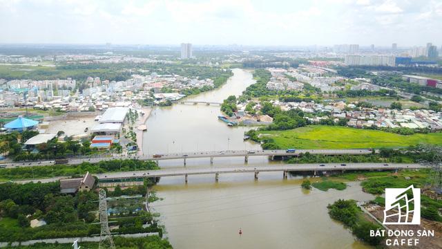 Diện mạo BĐS khu Nam Sài Gòn nhìn từ trên cao đang thay đổi chóng mặt  - Ảnh 3.