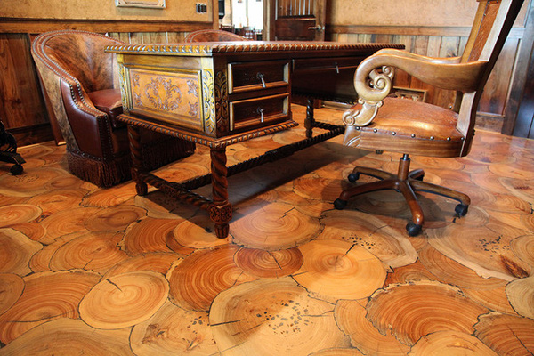 Những ý tưởng lát sàn nhà có 1 không hai đang là xu hướng mới của tương lai - Ảnh 3.