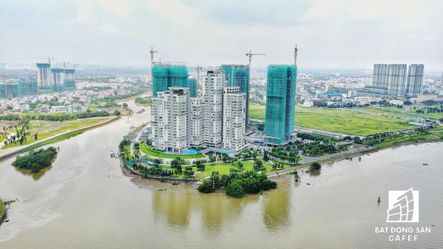 Toàn cảnh Đảo Kim Cương: Nơi hàng loạt dự án BĐS tăng giá theo cây cầu 500 tỷ đồng - Ảnh 3.