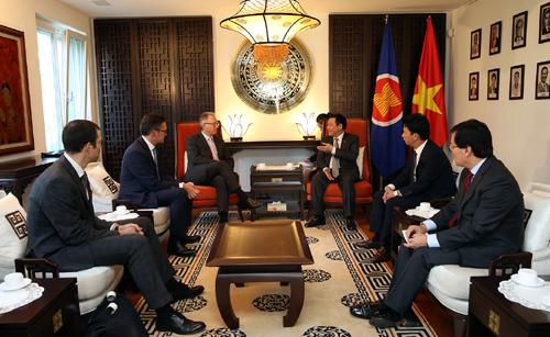 Việt Nam sẽ thực hiện đầy đủ các cam kết với WTO - Ảnh 3.