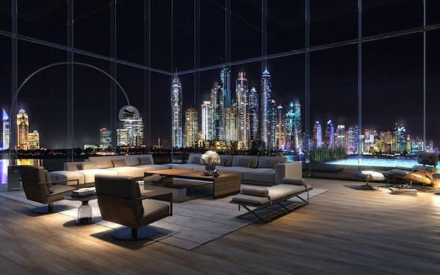 Có gì bên trong căn hộ penthouse đắt nhất Dubai? - Ảnh 3.