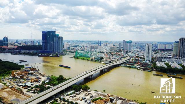 Dự án bất động sản cao cấp lớn thứ 2 của Vingroup tại Sài Gòn đang xây đến đâu? - Ảnh 3.