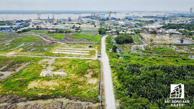 Cận cảnh nhiều khu cảng lớn tại Sài Gòn được di dời nhường đất phát triển đô thị - Ảnh 3.