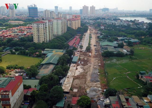 Ảnh: Con đường hơn nghìn tỷ ở Hà Nội 15 năm chưa làm xong  - Ảnh 3.