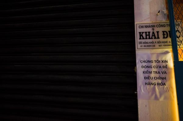 Khaisilk đồng loạt đóng cửa hàng: Không hẹn ngày tái xuất - Ảnh 3.